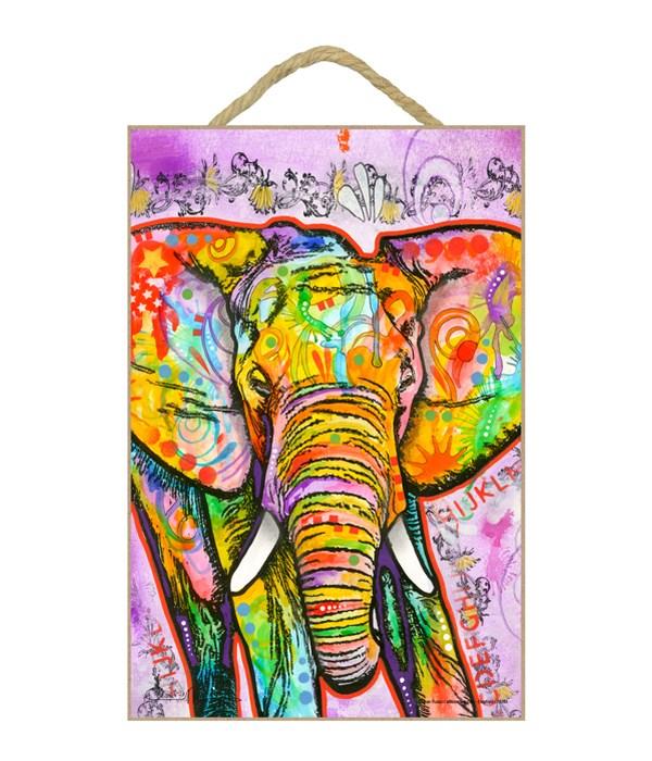Elephant  (V)  DR 7x10.5