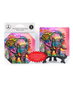 Elephant in Charge - Dean Russo Coaster