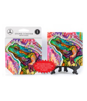 Frog - Dean Russo Coaster