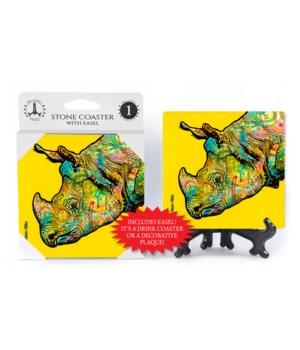 Rhino - Dean Russo Coaster
