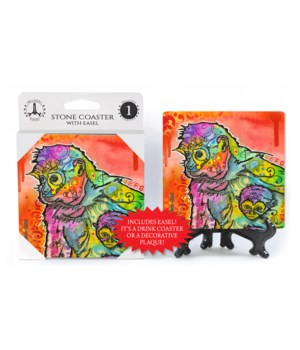 Monkey - Dean Russo Coaster