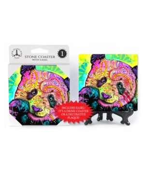 Panda - Dean Russo Coaster