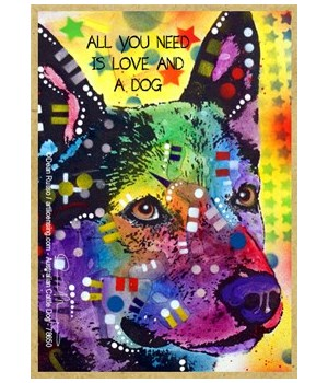 Australian Cattle Dog - All you need is