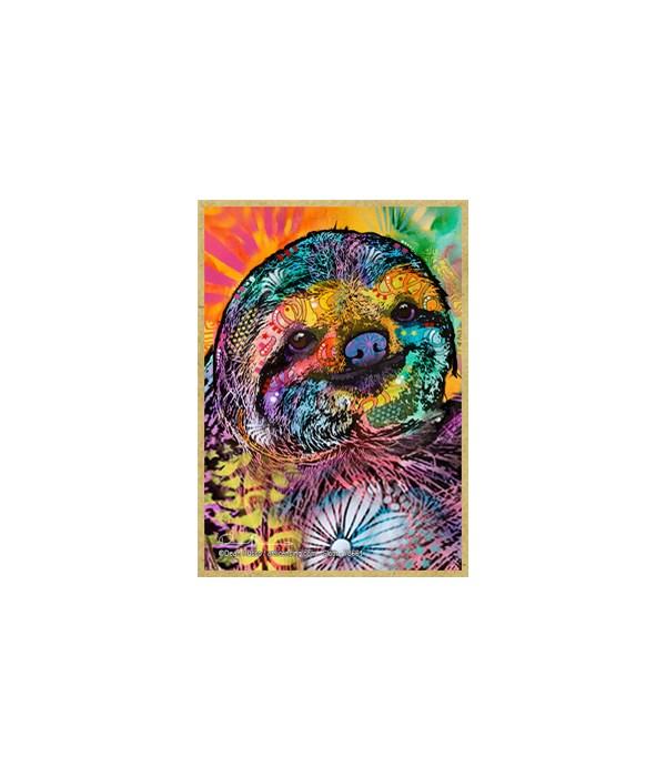 Sloth  (V)  Dean Russo Magnet