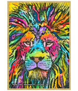 Lion Good  (V)  Dean Russo Magnet