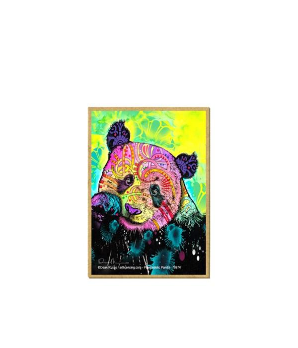 Psychedelic Panda  (V) Dean Russo Magnet