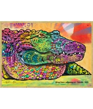 Crocodile  (H)  Dean Russo Magnet