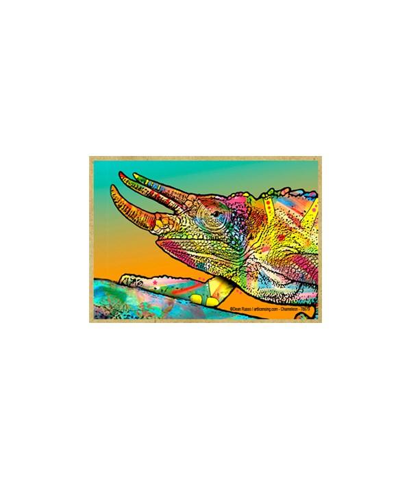 Chameleon  (H)  Dean Russo Magnet