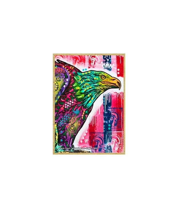 Eagle (V) Dean Russo Magnet