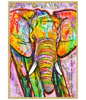 Elephant  (V) Dean Russo Magnet