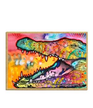 Alligator (H)  Dean Russo Magnet