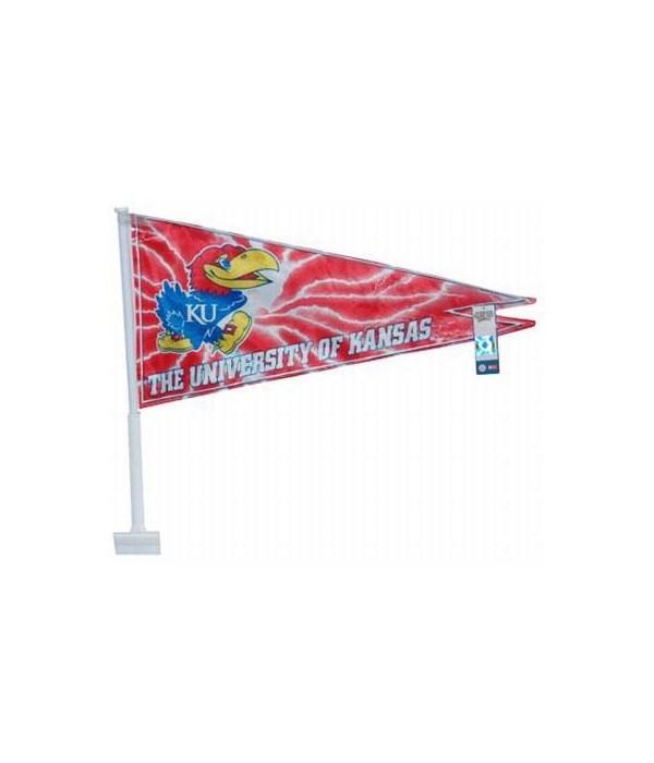 U-KS Car Flag Pennant 20 x24