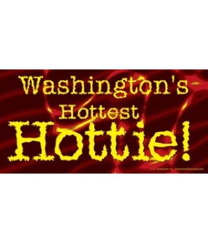 (Your state name)'s Hottest Hottie! 4x8