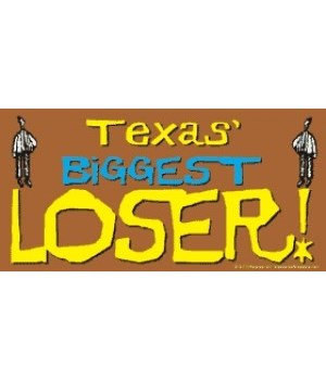 (Your state name)'s Biggest Loser