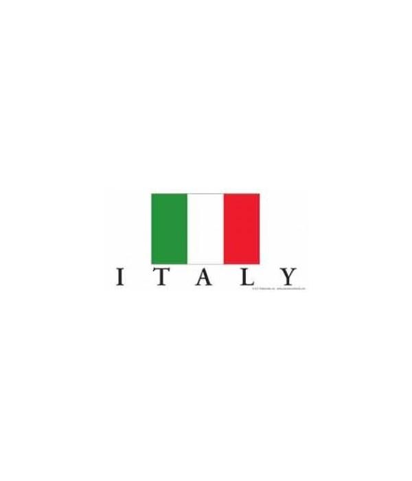 Italy 4x8 Car Magnet