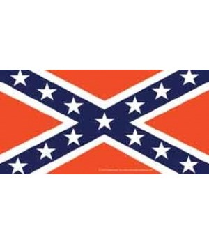 Rebel flag 4x8 Car Magnet