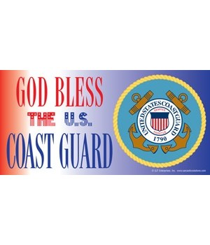 God Bless the U.S. Coast Guard (with pic