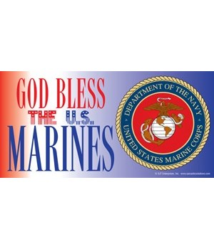 God Bless the U.S. Marines (with picture