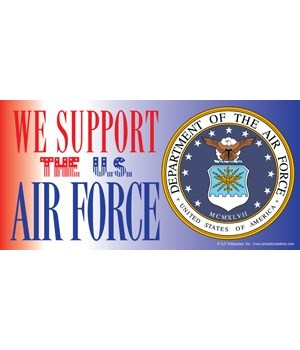 We support the U.S. Air Force (with pict