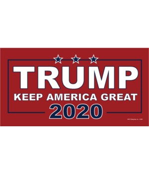Trump Keep America Great (Red) Magnet