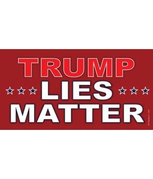 Trump Lies Matter Magnet