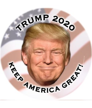 Trump 2020 (top) - Keep America Great! (
