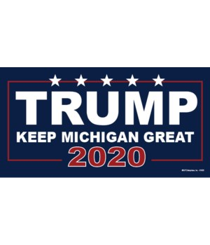 Trump - Keep (namedrop) Great - 2020