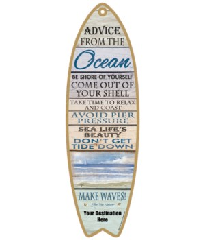 Advice from an Ocean - Coastal