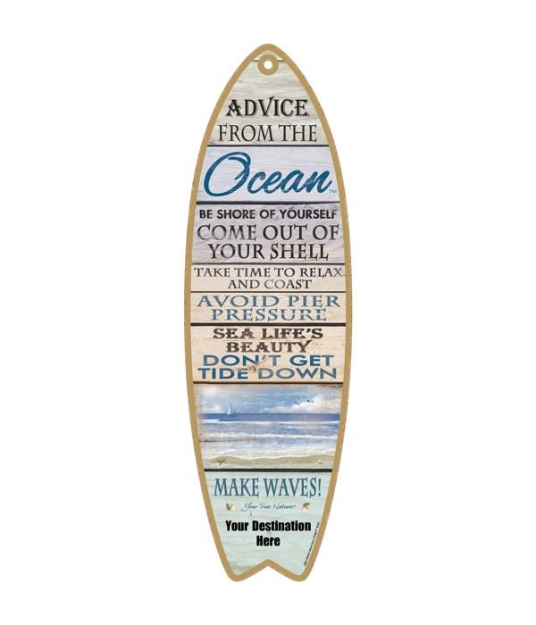 Advice from an Ocean - Coastal
