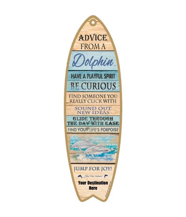 Advice from an a Dolphin - Coastal