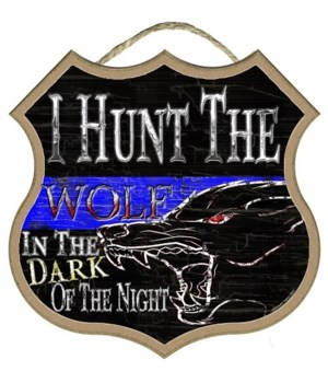 """I Hunt The Wolf 10"""""""