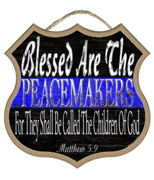 Blessed Are The Peacemakers 10""