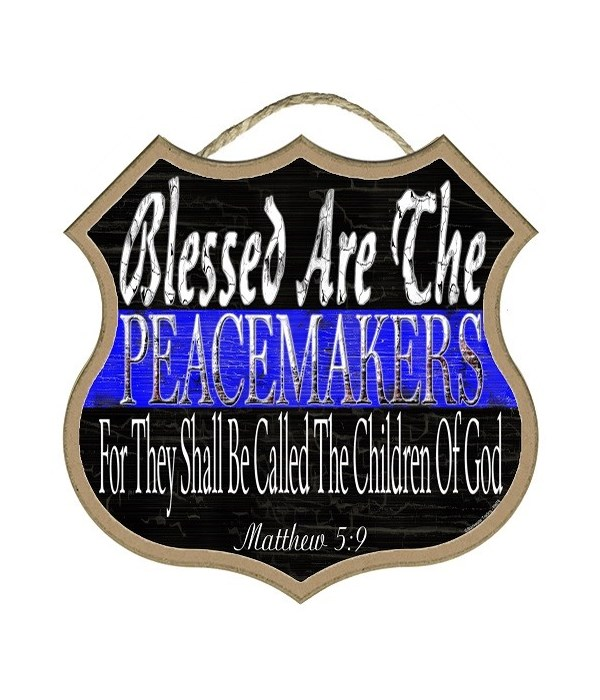 """Blessed Are The Peacemakers 10"""""""
