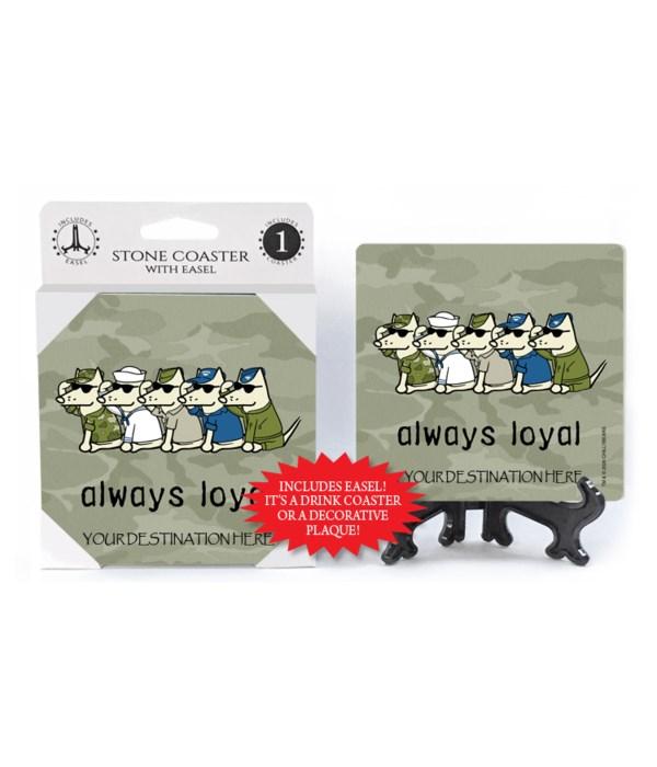 Always loyal - service dogs
