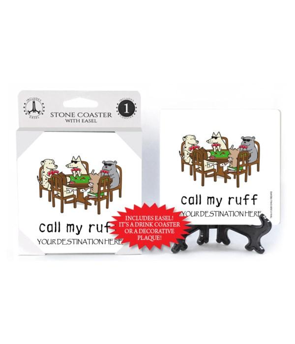 Call my Ruff - Poker dogs