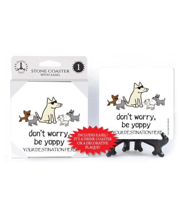 Don't worry, be yappy - little dogs