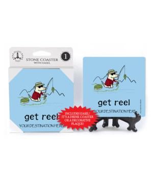 Get Reel - Fishing dog