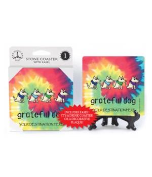 Grateful Dog - Tie-dye