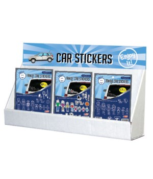 Original Stickers Small Counter Display