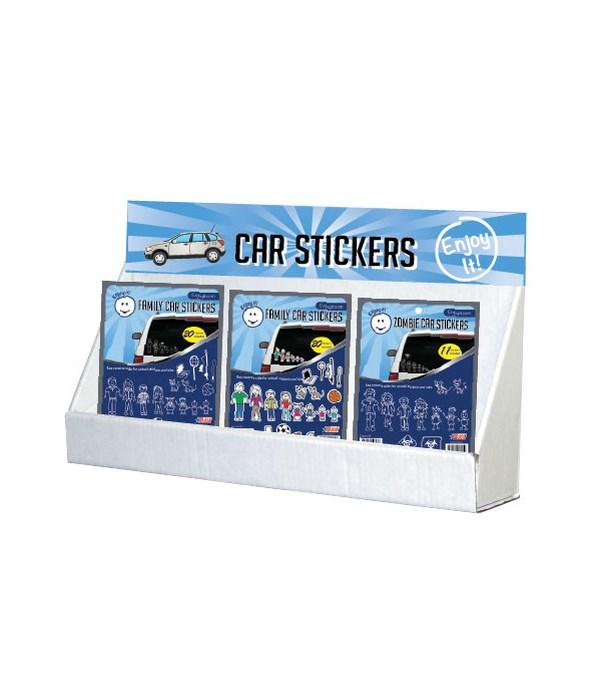 Original Stickers Small Counter Display