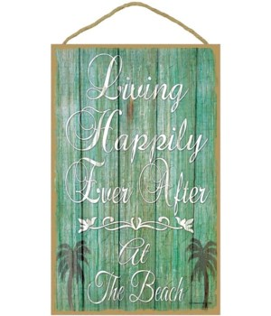 Living happily ever after at the beach 1