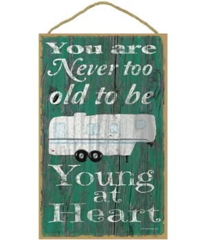 You are never too old to be young - fift