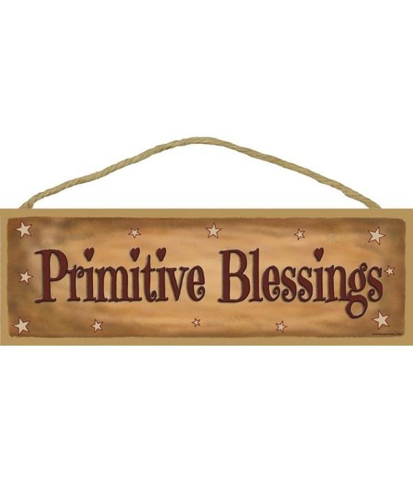 Primitive Blessings