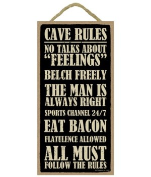 Cave Rules 5x10