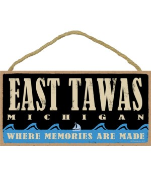 """East Tawas / Michigan"" Memories lake"
