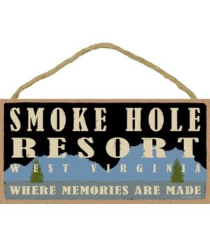 Smoke Hole Resort / West Virginia