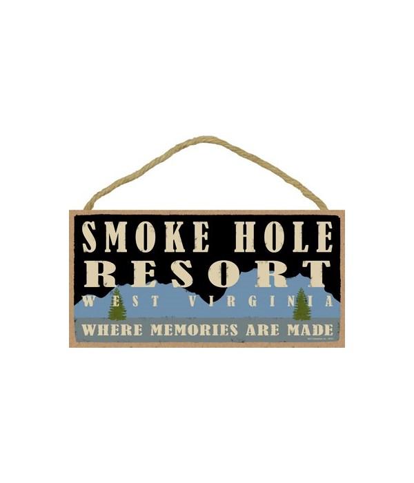 Smoke Hole Resort / West Virginia