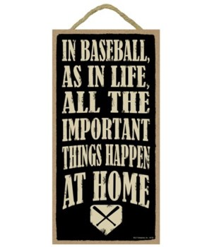 In baseball, as in life, all the importa