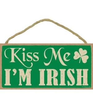 Kiss me I'm Irish 5x10