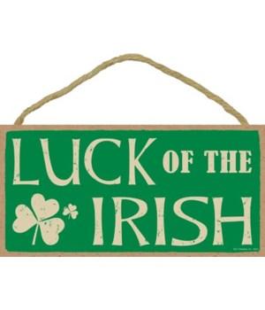 Luck of the Irish 5x10